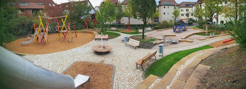 Spielplatz Ludwigsburg